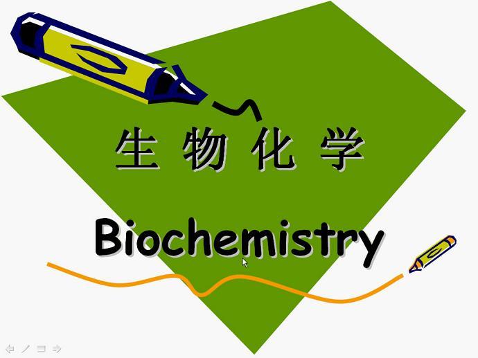 生物化学视频教程 36讲