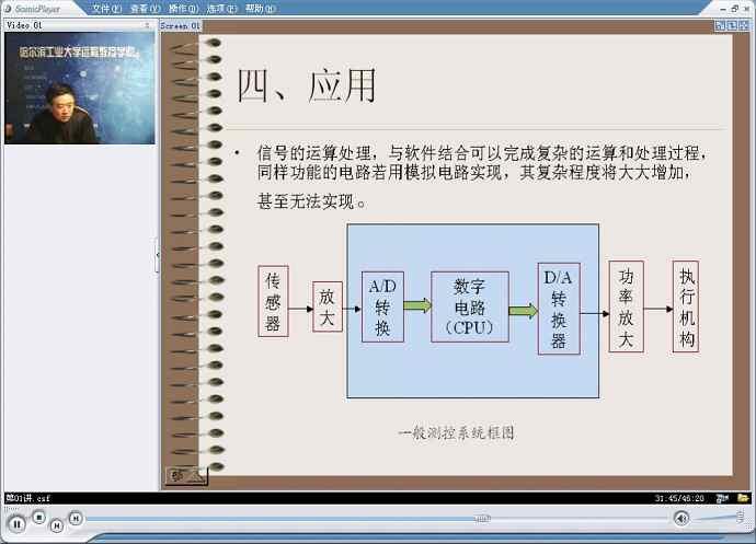 数字电子技术视频教程